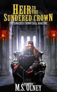 ms olney sundered crown book